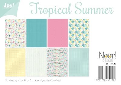 Joy Paper Pack - Tropical Summer
