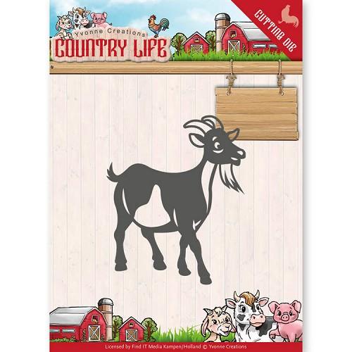 Yvonne Creations Stans - Country Life - goat