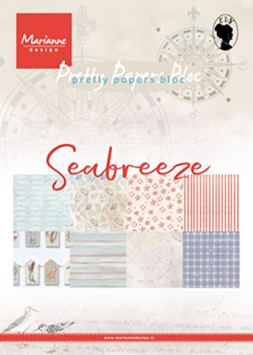 Pretty Papers Bloc - Seabreeze