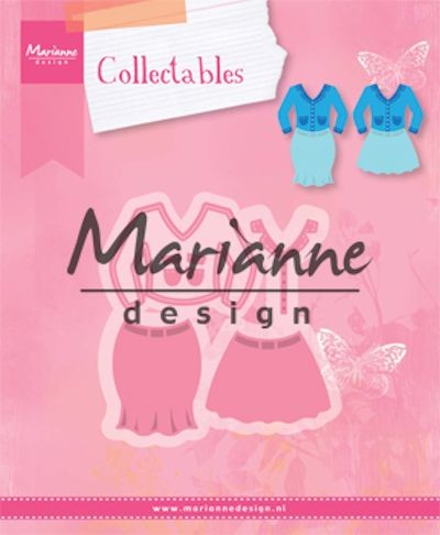Collectables Marianne Design - Lady`s Suit