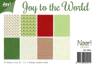 Joy Paper Pack - Joy to the World