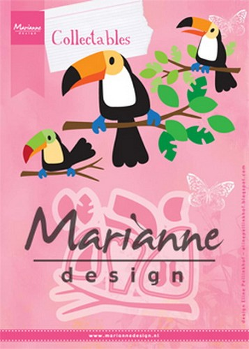 Collectables Marianne Design - Eline`s Toekan