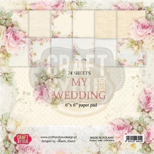 Paper Pad Craft & You - My Wedding
