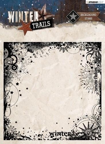 Studio Light Clearstamp - Winter Trails STAMPWT305
