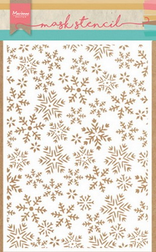 Marianne Design Mask Stencil - ice crystals