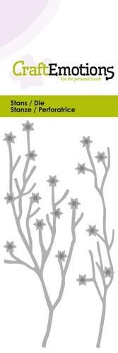 Craft Emotions Stans - branches with stars