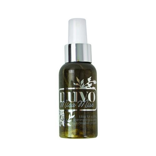 Nuvo Mica Mist - antique gold