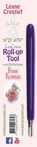 Roll-Up tool voor Foam Flowers