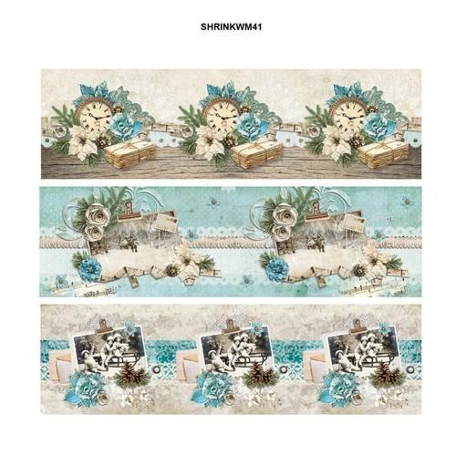 Studio Light Krimpfolie Sleeves - Winter Memories