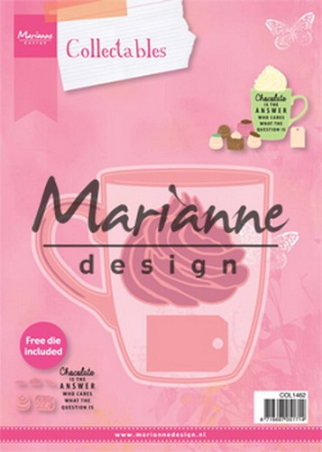 Collectables Marianne Design - Hot Chocolate