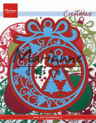 Creatables Marianne Design - christmas ornament
