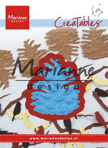 Creatables Marianne Design - Tiny`s pinecone