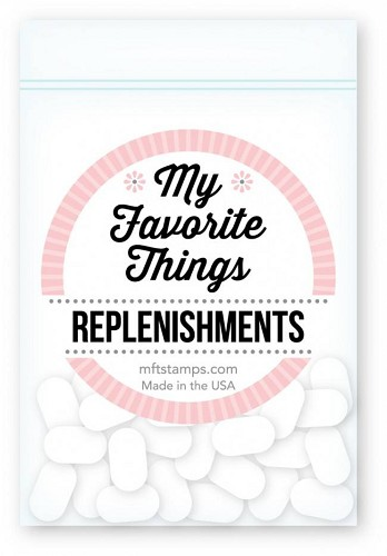 My Favorite Things Replenishments - slider elements