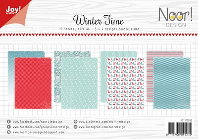 Joy Paper Pack - Winter Time