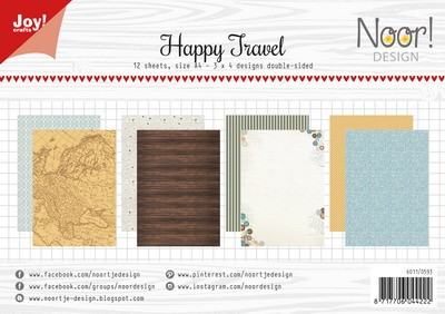 Joy Paper Pack - Happy Travel