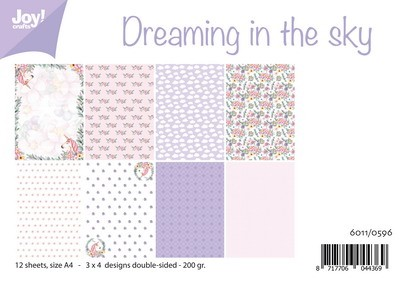 Joy Paper Pack - Dreaming in the Sky