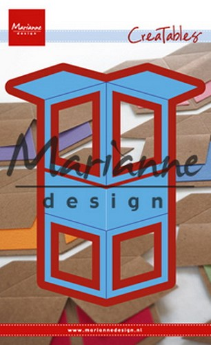 Creatables Marianne Design - gift box