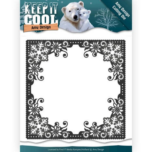 Amy Design Stans - Keep it Cool - cool square frame