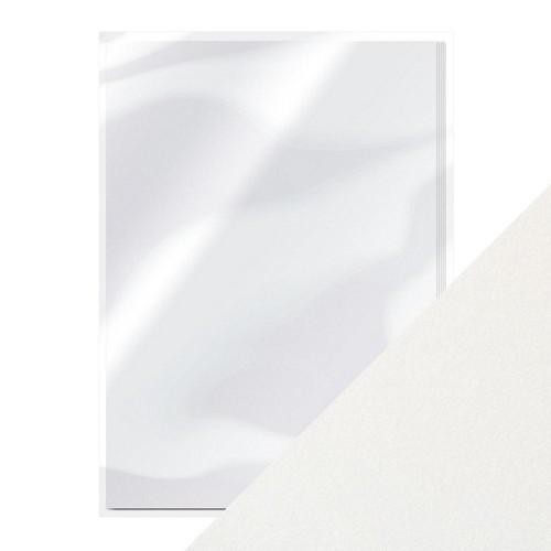 Tonic Pearlescent Paper - pearl white