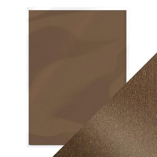 Tonic Pearlescent Paper - glazed chesnut