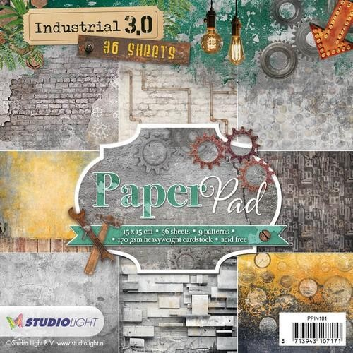 Paper Pad Studio Light - Industrial 3.0 PPIN101