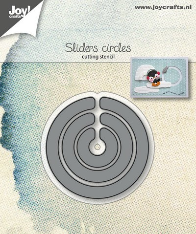 Joy Stencil - sliders circles