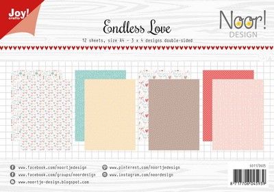 Joy Paper Pack - Endless Love