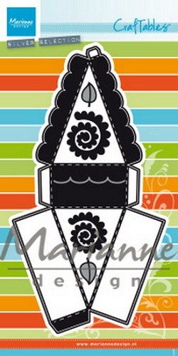 Craftables Marianne Design - cake