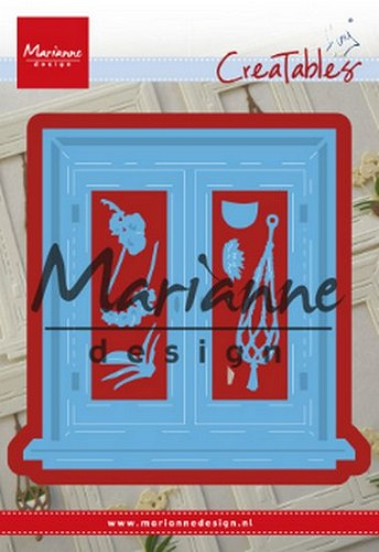 Creatables Marianne Design - Tiny`s window