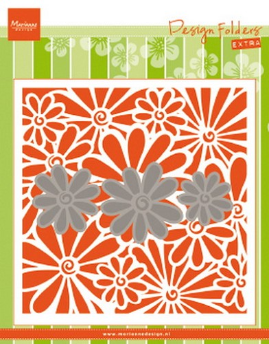 Design Folder Extra - daisies (Marianne Design)