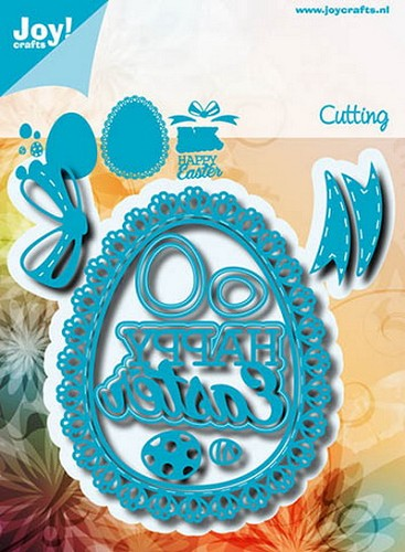Joy Cutting & Embossing Stencil - easter