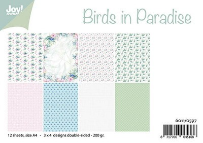 Joy Paper Pack - Birds in Paradise