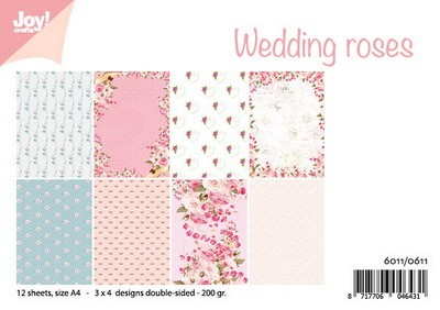 Joy Paper Pack - Wedding Roses