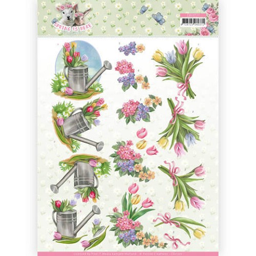 Knipvel Amy Design - Spring is Here CD11277