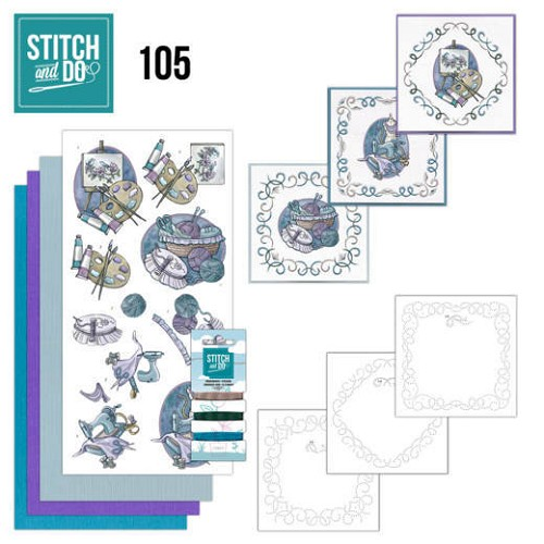 Stitch and Do Pakket - crafting