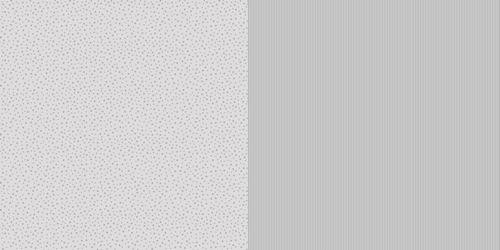 Scrappapier Dini Design - Stripe/Star - stone gray