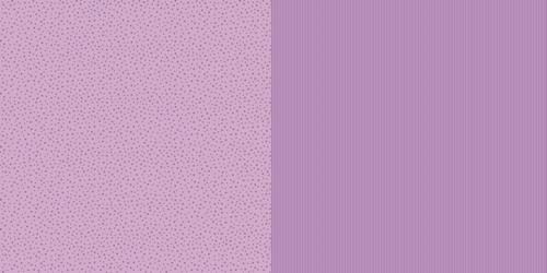 Scrappapier Dini Design - Stripe/Star - violet purple