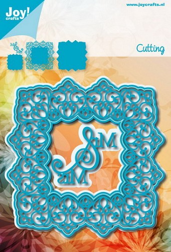 Joy Cutting & Embossing Stencil 6002/1258