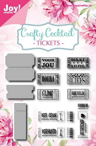 Joy Crafty Cocktail - tickets