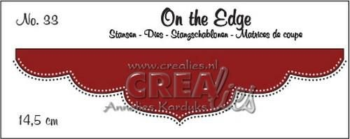 Crealies Stans - On the Edge Double Dots nr. 33