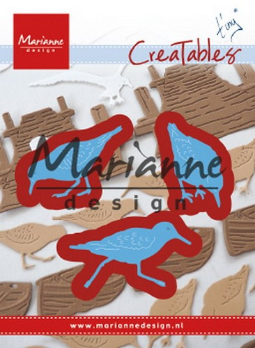 Creatables Marianne Design - Tiny`s sandpipers