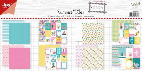Joy Paper Pack - Summer Vibes