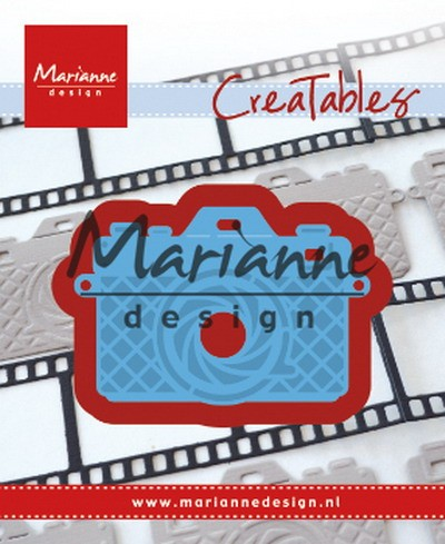 Creatables Marianne Design - camera