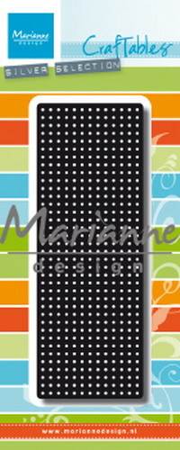 Craftables Marianne Design - cross stitch border