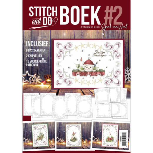 Stitch and Do Boek nr. 2