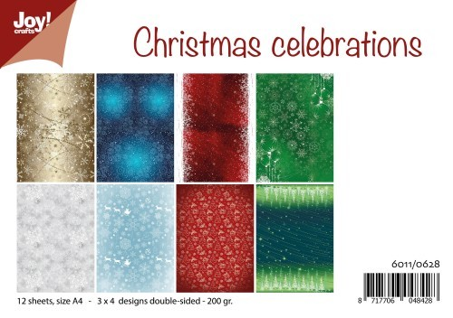 Joy Paper Pack - Christmas Celebrations