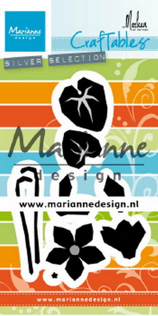 Craftables Marianne Design - Marleen's cyclamen