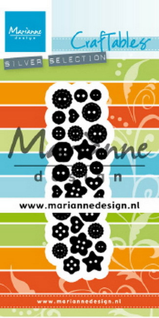 Craftables Marianne Design - knoopjes