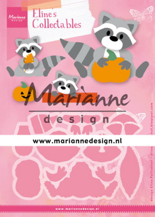 Collectables Marianne Design - Eline's Wasbeer