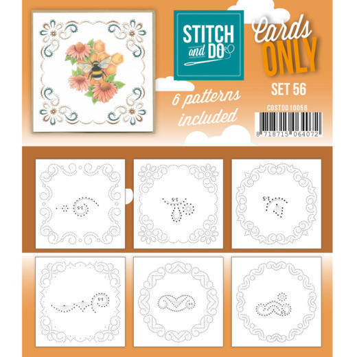 Stitch and Do Cards Only - set 56